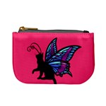 Kitty Fairy Coin Change Purse Front