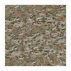 Camo Woodland Faded Medium Glasses Cloth (2 Side) by trendistuff
