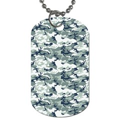 Camo Urban Dog Tag (one Side) by trendistuff