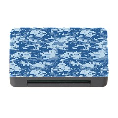 Camo Digital Navy Memory Card Reader With Cf by trendistuff