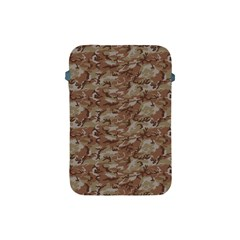 Camo Desert Apple Ipad Mini Protective Soft Cases by trendistuff