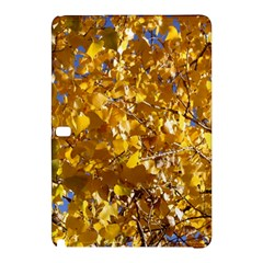 Yellow Leaves Samsung Galaxy Tab Pro 10 1 Hardshell Case by trendistuff