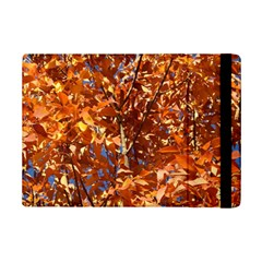 Orange Leaves Ipad Mini 2 Flip Cases by trendistuff