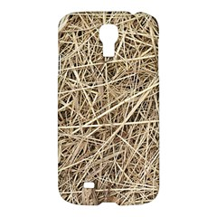 Light Colored Straw Samsung Galaxy S4 I9500/i9505 Hardshell Case by trendistuff