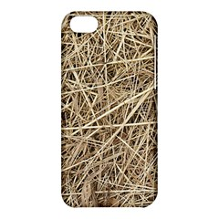 Light Colored Straw Apple Iphone 5c Hardshell Case by trendistuff