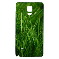 Green Grass 1 Galaxy Note 4 Back Case by trendistuff