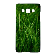 Green Grass 1 Samsung Galaxy A5 Hardshell Case  by trendistuff