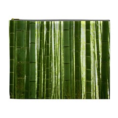 Bamboo Grove 2 Cosmetic Bag (xl) by trendistuff