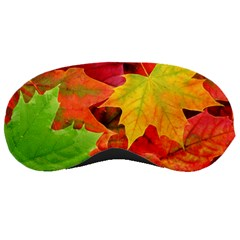 Autumn Leaves 1 Sleeping Masks by trendistuff
