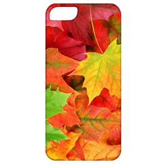 Autumn Leaves 1 Apple Iphone 5 Classic Hardshell Case by trendistuff