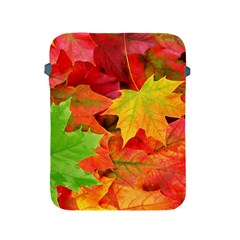 Autumn Leaves 1 Apple Ipad 2/3/4 Protective Soft Cases by trendistuff