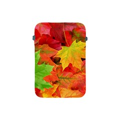 Autumn Leaves 1 Apple Ipad Mini Protective Soft Cases by trendistuff