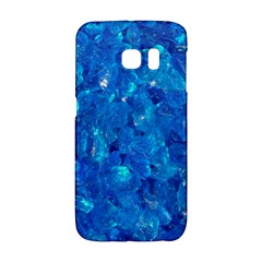 Turquoise Glass Galaxy S6 Edge by trendistuff