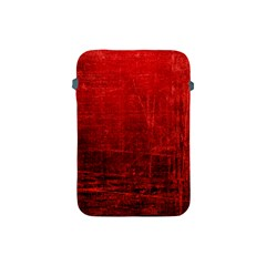 Shades Of Red Apple Ipad Mini Protective Soft Cases by trendistuff