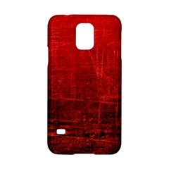 Shades Of Red Samsung Galaxy S5 Hardshell Case  by trendistuff