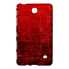 Shades Of Red Samsung Galaxy Tab 4 (8 ) Hardshell Case  by trendistuff