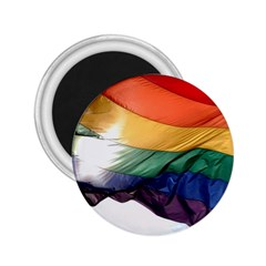 Pride Flag 2 25  Magnets by trendistuff