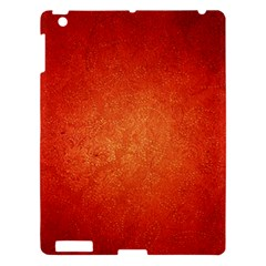 Orange Dot Art Apple Ipad 3/4 Hardshell Case by trendistuff