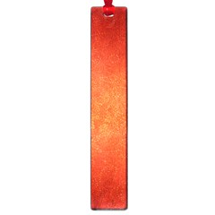 Orange Dot Art Large Book Marks by trendistuff