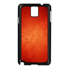 Orange Dot Art Samsung Galaxy Note 3 N9005 Case (black) by trendistuff