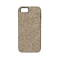 Light Beige Sand Texture Apple Iphone 5 Classic Hardshell Case (pc+silicone) by trendistuff