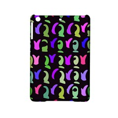Misc Shapes Apple Ipad Mini 2 Hardshell Case by LalyLauraFLM