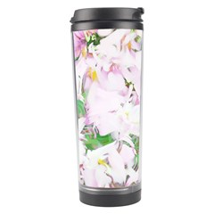 Soft Floral, Spring Travel Tumblers by MoreColorsinLife