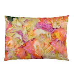 Soft Floral,roses Pillow Cases