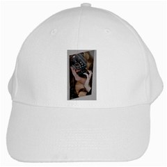 Chipped White Cap by cutter