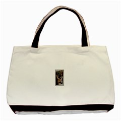 Chipped Basic Tote Bag