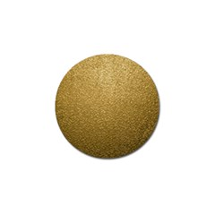 Gold Plastic Golf Ball Marker (10 Pack) by trendistuff