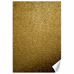Gold Plastic Canvas 20  X 30   by trendistuff