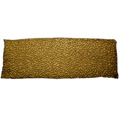 Gold Plastic Body Pillow Cases (dakimakura)  by trendistuff