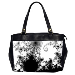 Fractal Office Handbags (2 Sides)  by trendistuff
