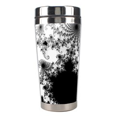 Fractal Stainless Steel Travel Tumblers by trendistuff