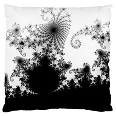 Fractal Standard Flano Cushion Cases (one Side)  by trendistuff