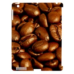 Chocolate Coffee Beans Apple Ipad 3/4 Hardshell Case (compatible With Smart Cover) by trendistuff