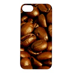 Chocolate Coffee Beans Apple Iphone 5s Hardshell Case by trendistuff