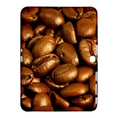 Chocolate Coffee Beans Samsung Galaxy Tab 4 (10 1 ) Hardshell Case  by trendistuff
