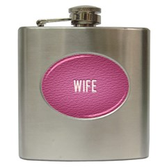 Wife Hip Flask by typewriter