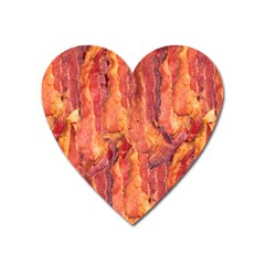 Bacon Heart Magnet by trendistuff