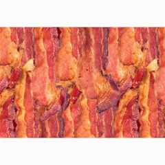 Bacon Collage 12  X 18  by trendistuff