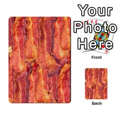 Bacon Multi Purpose Cards (rectangle)