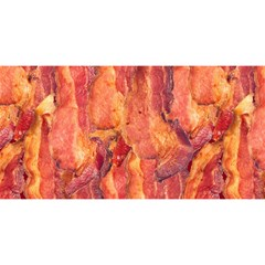 Bacon You Are Invited 3d Greeting Card (8x4)  by trendistuff