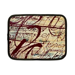Abstract 2 Netbook Case (small)  by trendistuff