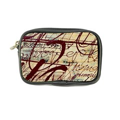 Abstract 2 Coin Purse by trendistuff