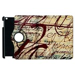 ABSTRACT 2 Apple iPad 3/4 Flip 360 Case Front