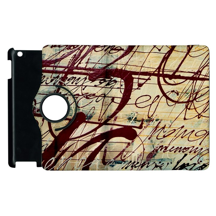 ABSTRACT 2 Apple iPad 3/4 Flip 360 Case