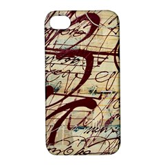 Abstract 2 Apple Iphone 4/4s Hardshell Case With Stand by trendistuff