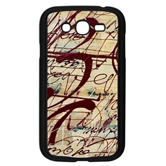 Abstract 2 Samsung Galaxy Grand Duos I9082 Case (black) by trendistuff